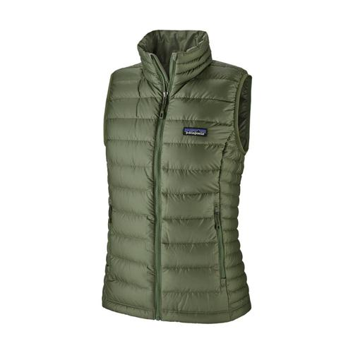 Patagonia Women's Down Sweater Vest Green_cmpg