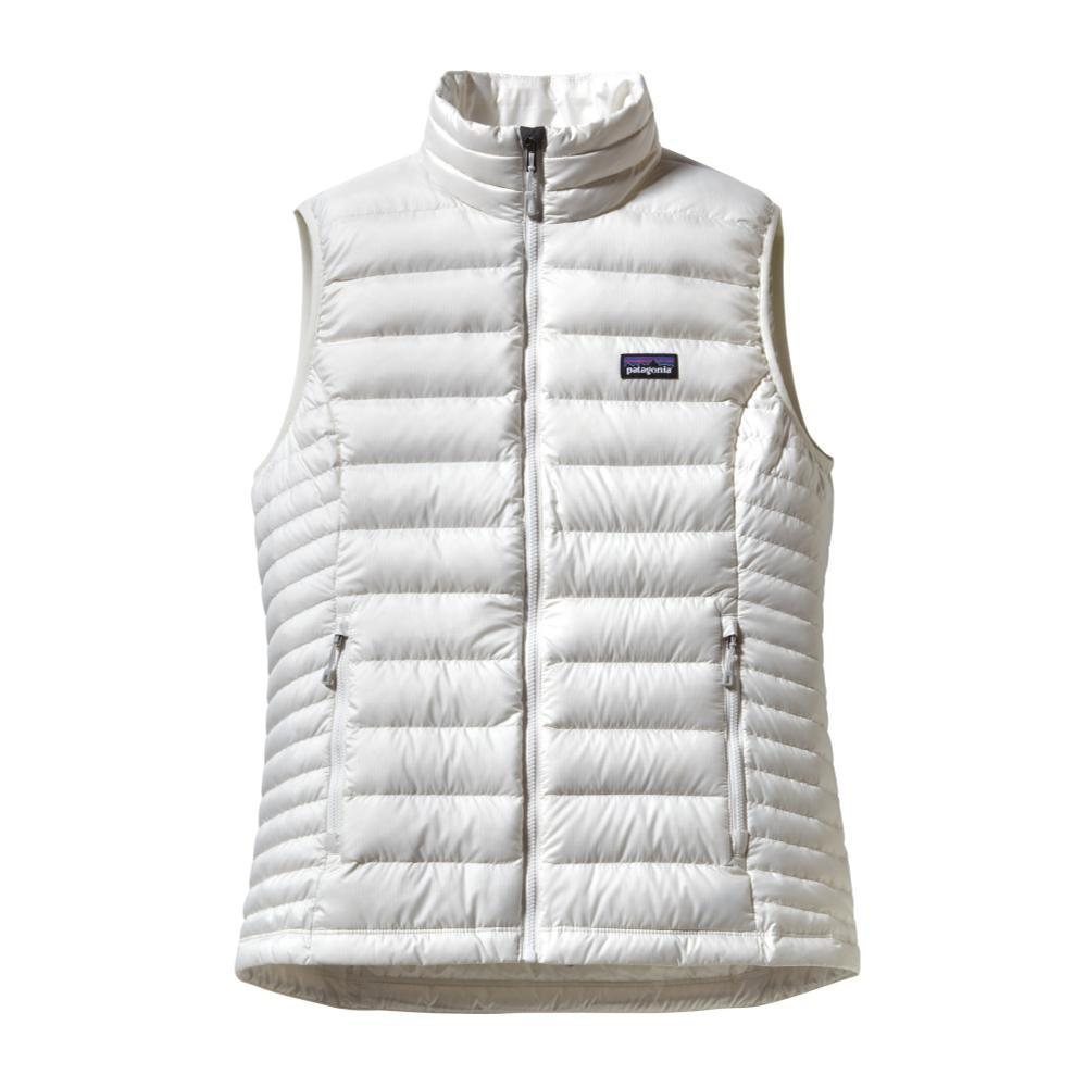 Patagonia Women's Down Sweater Vest WHITE_BCW