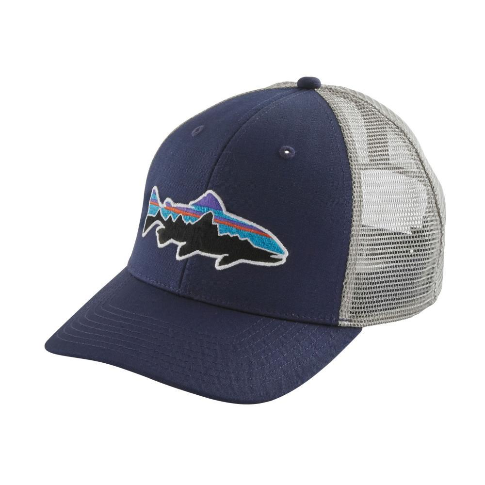 Patagonia Fitz Roy Trout Trucker Hat CRDI