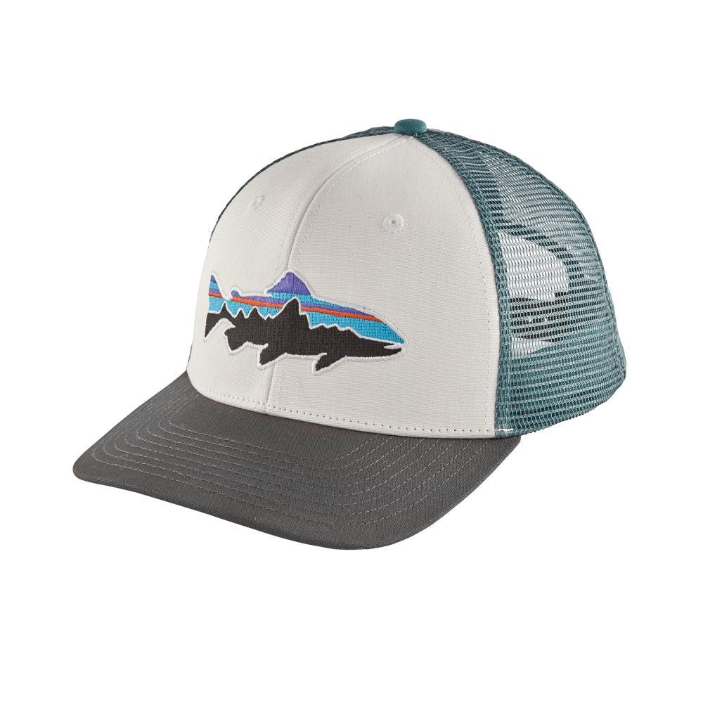 Patagonia Fitz Roy Trout Trucker Hat WHFG
