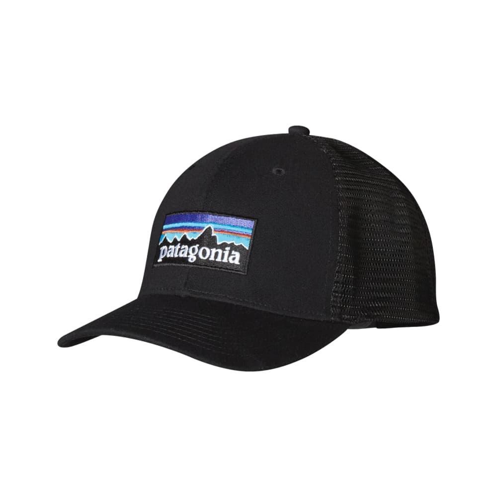 Patagonia P-6 LoPro Trucker Hat BLK