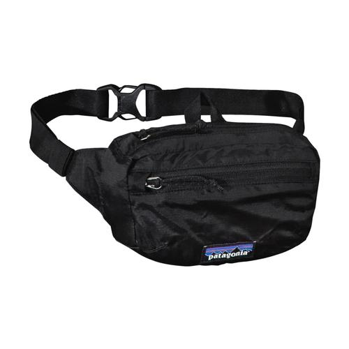 Patagonia Lightweight Travel Mini Hip Pack Blk