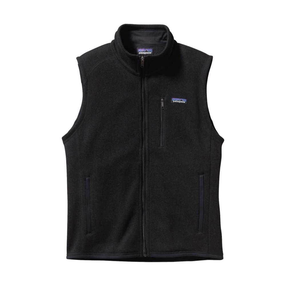 Patagonia Men's Better Sweater Fleece Vest BLK