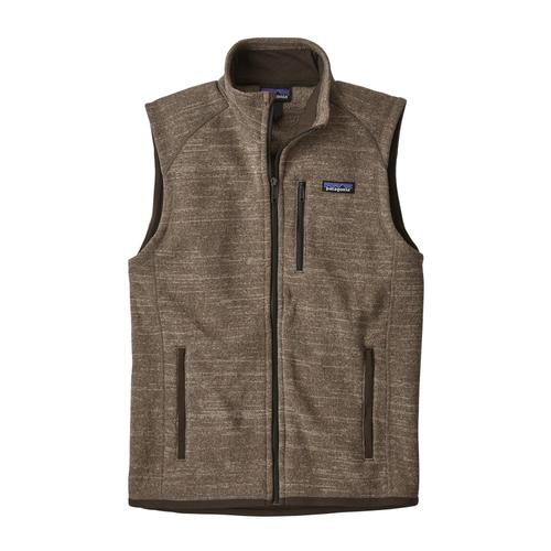 Patagonia Men's Better Sweater Fleece Vest Pek_khaki