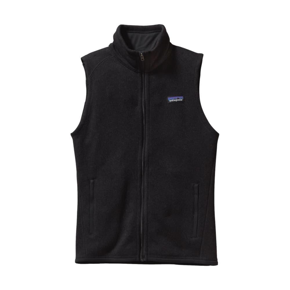Patagonia Women's Better Sweater Fleece Vest BLK