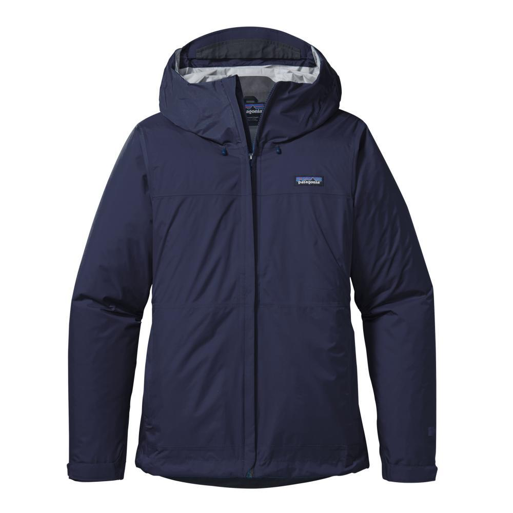 Patagonia Women's Torrentshell Jacket NVYB_NAVY