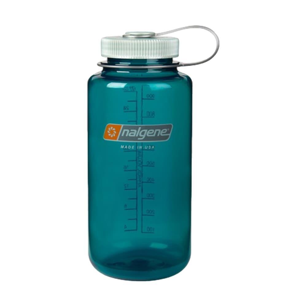 Nalgene Tritan Wide-Mouth Bottle 32oz TROUTGREEN