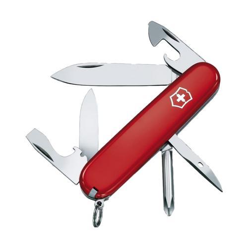 Victorinox - Swiss Army Brand Tinker Knife Red