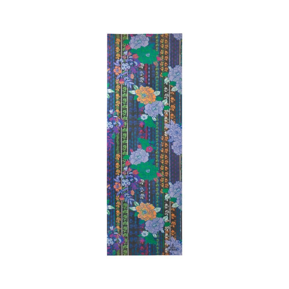 prAna Printed Microfiber Yoga Mat BLK_OCEANIA