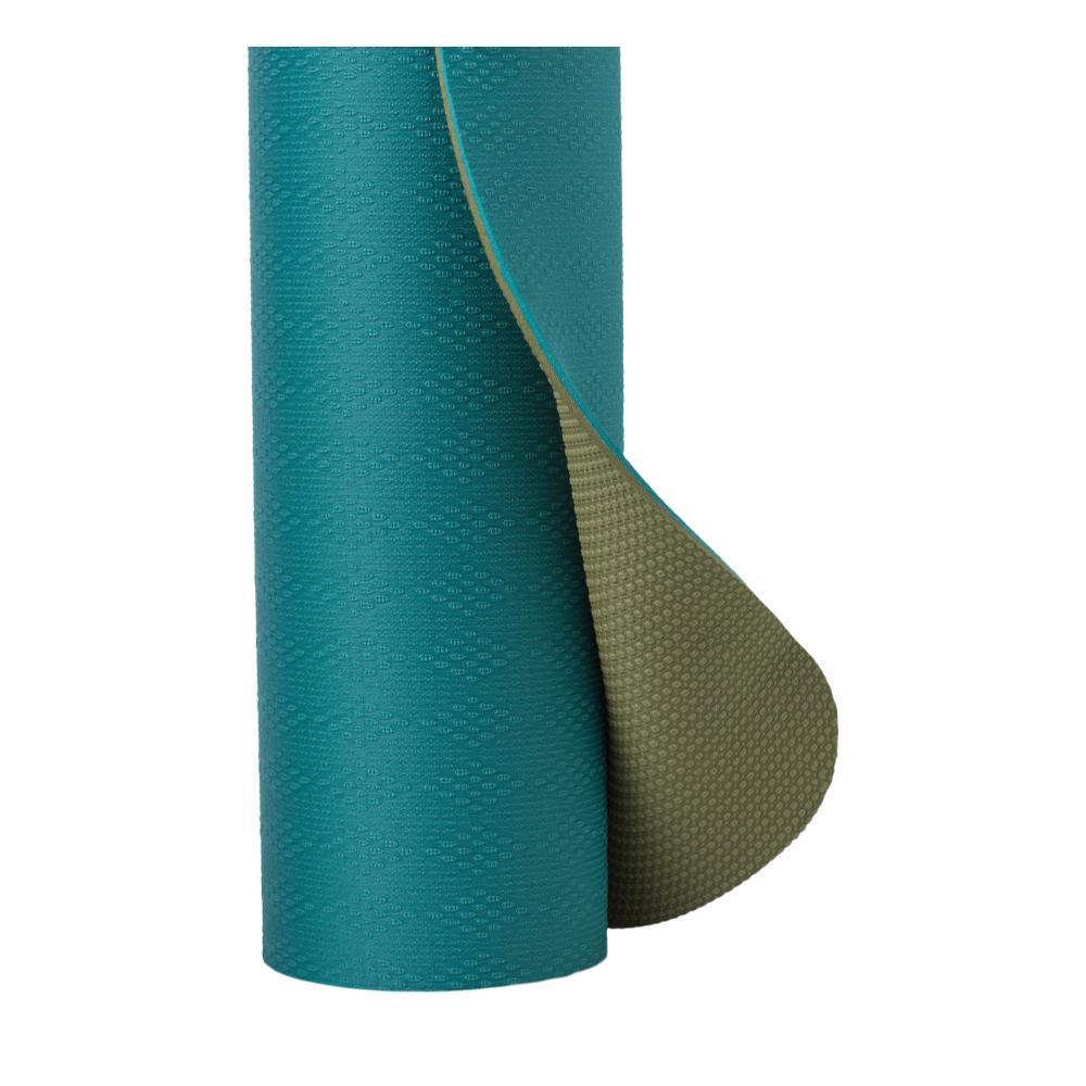 prAna E.C.O. Yoga Mat RETRO_TEAL