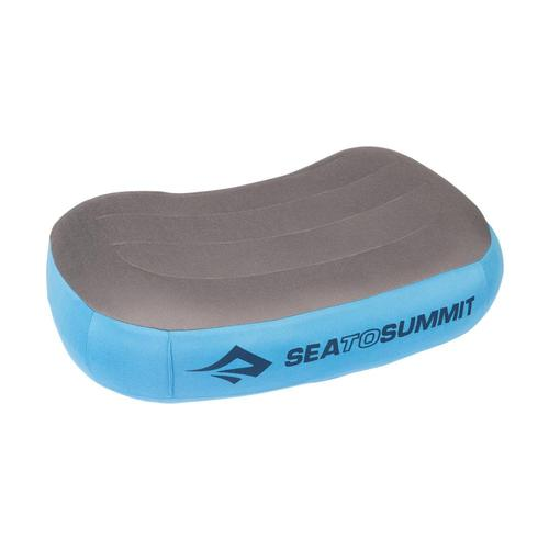 Sea To Summit Aeros Pillow Premium - Large Blue