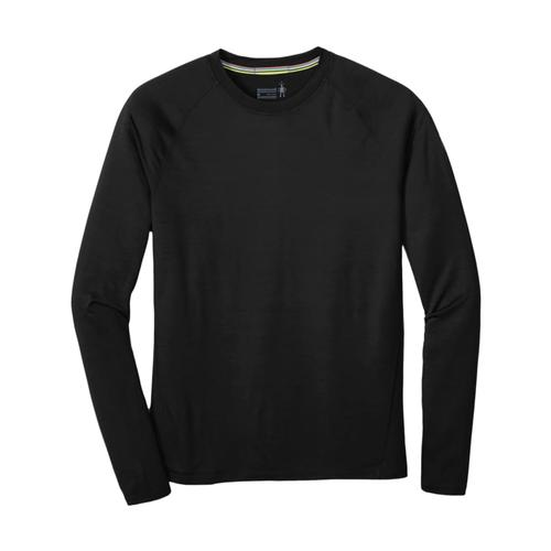 Smartwool Men's Merino 150 Baselayer Long Sleeve Top Black_001