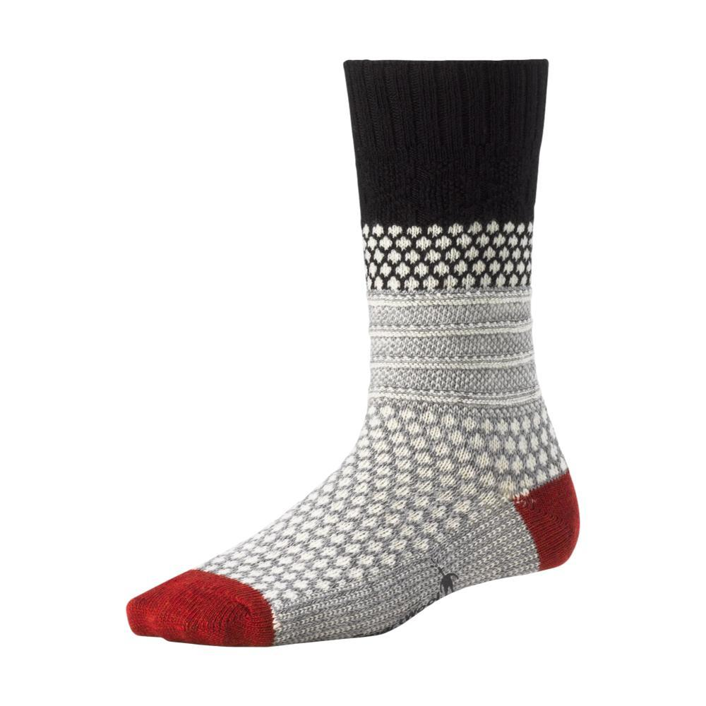Smartwool Women's Popcorn Cable Socks BLACK_001
