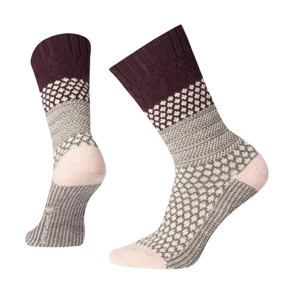 Smartwool Women's Popcorn Cable Socks BORDEA_590