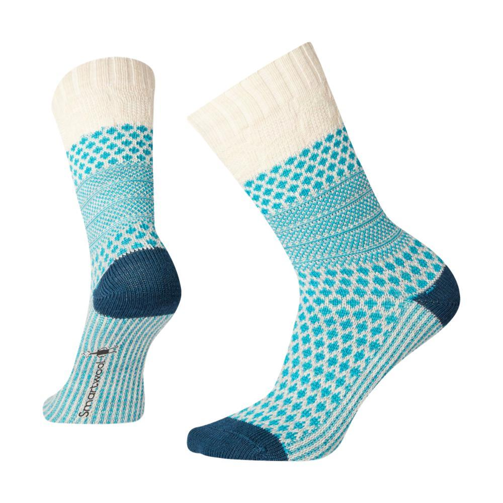 Smartwool Women's Popcorn Cable Socks MOONBE_A81