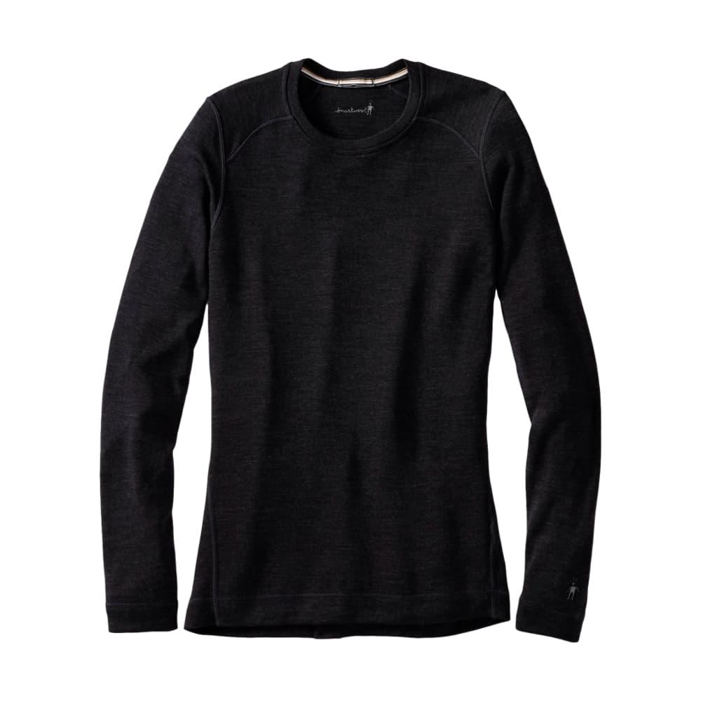 Smartwool Women's NTS Mid 250 Crew Long Sleeve Top BLACK_001