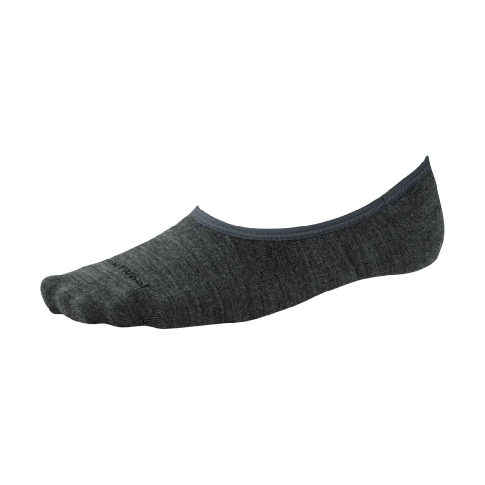 Smartwool Men's No Show Socks MEDGRAY_052