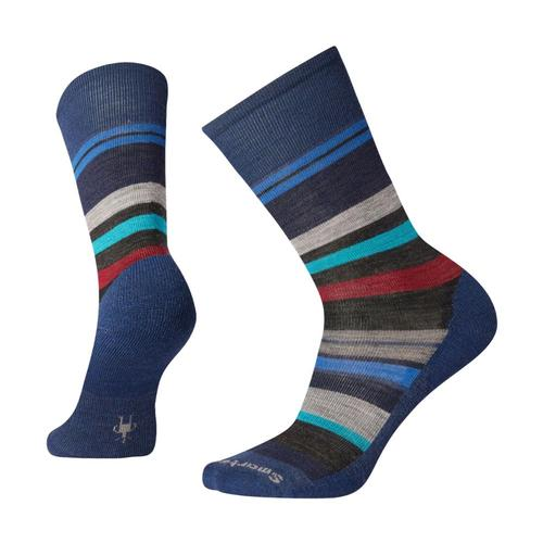 Smartwool Men's Saturnsphere Socks Apblue_b25