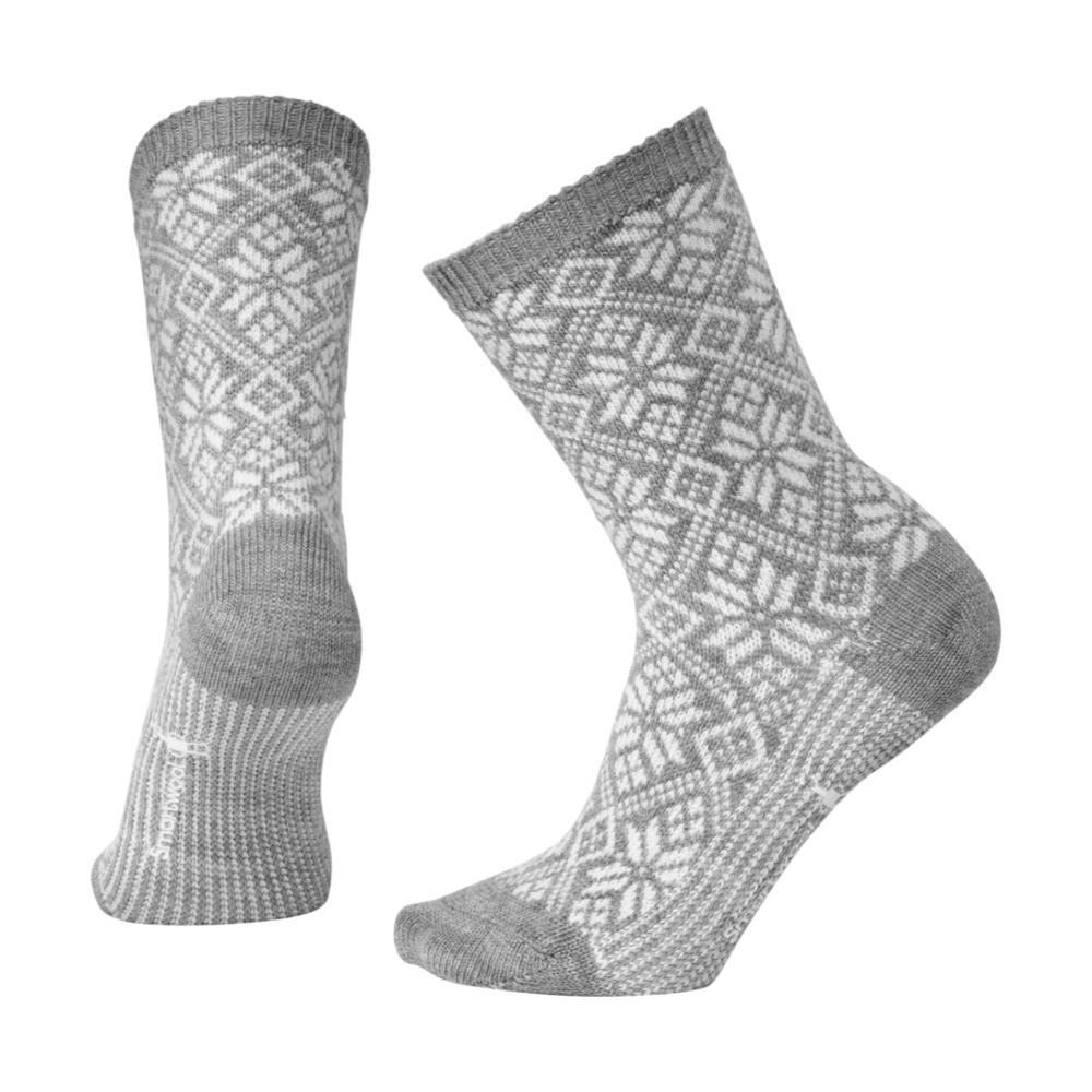 Smartwool Women's Traditional Snowflake Socks LTGRAYH_833
