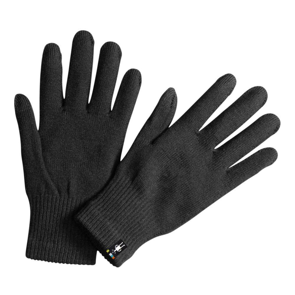 Smartwool Unisex Liner Gloves 001_BLK