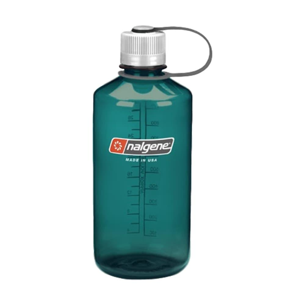 Nalgene Tritan Narrow-Mouth Bottle 32oz TROUT_GREEN