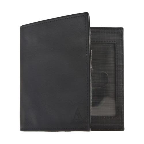Allett RFID Security Wallet-Ripstop Nylon Black