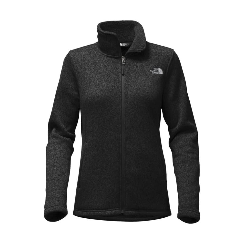 The North Face Women's Crescent Full Zip Jacket BLKHTH_KS7