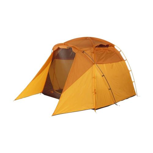 The North Face Wawona 4P Tent Gldenoak_sdf