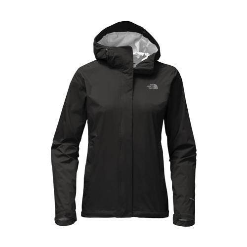 The North Face Women's Venture 2 Jacket Black_jk3