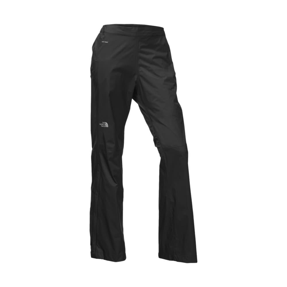 The North Face Women's Venture 2 Half Zip Pants - Regular 32in Inseam BLACK_JK3