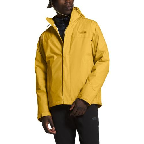 The North Face Men's Venture 2 Jacket Yellow_zbj