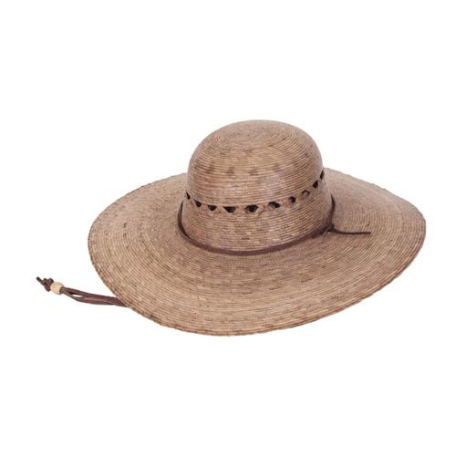 Tula Women's Ranch Lattice Hat - L Straw
