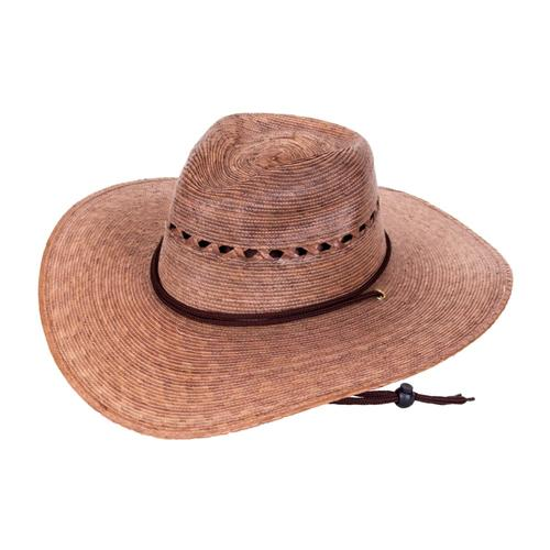 Tula Unisex Gardener Lattice Hat - L/XL Straw