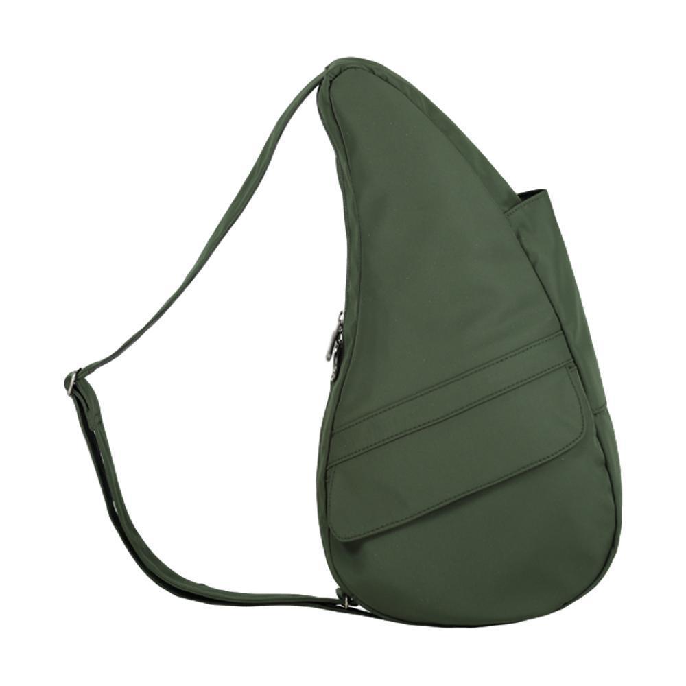 AmeriBag Healthy Back Bag Microfiber Shoulder Bag - Small EVERGREEN