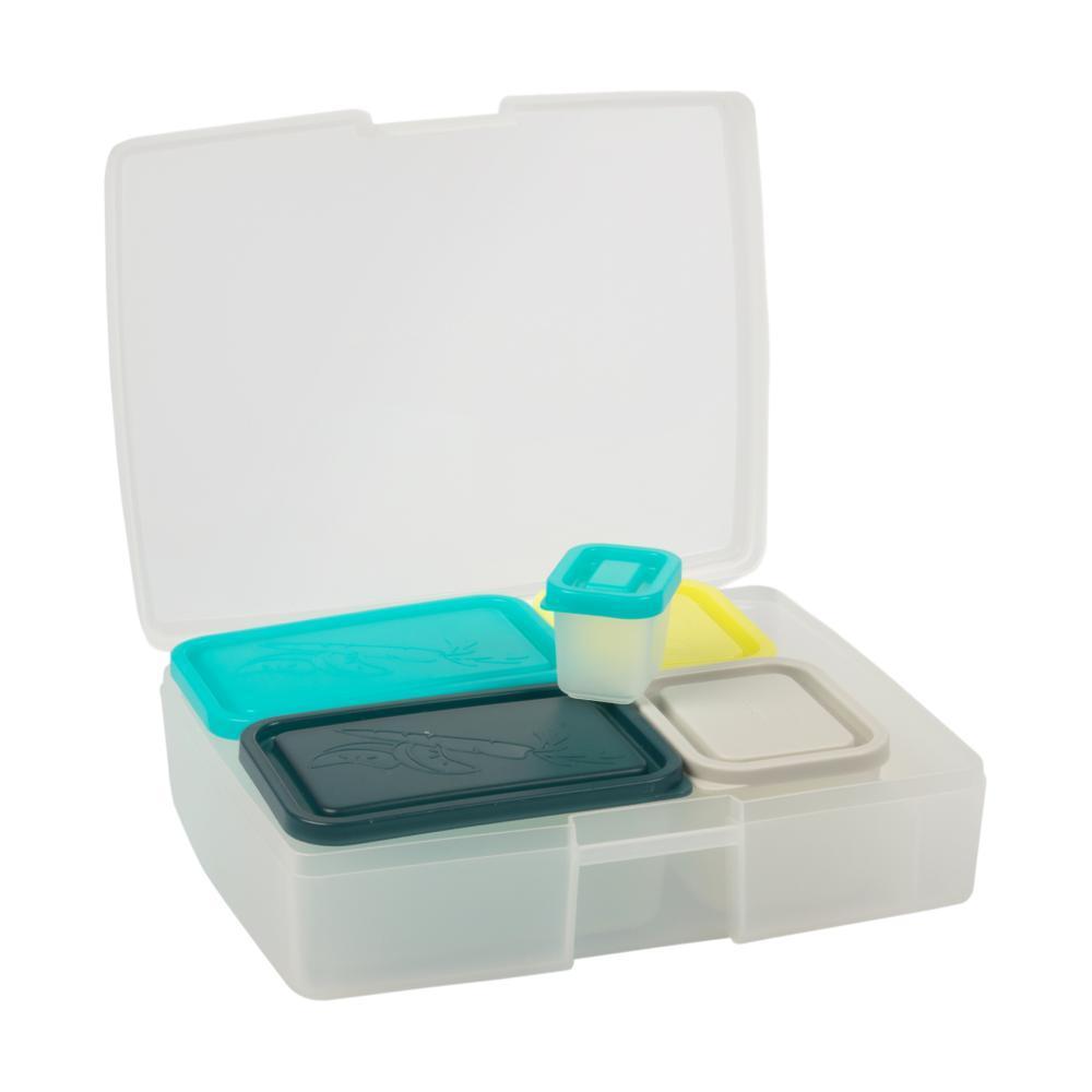 Bentology Classic 6 Piece Lunch Box Set BEACH