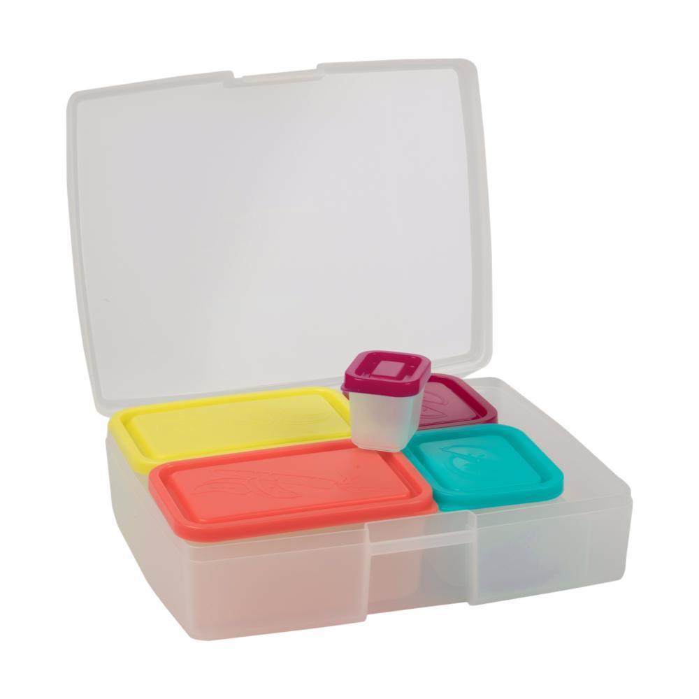 Bentology Classic 6 Piece Lunch Box Set FRUIT