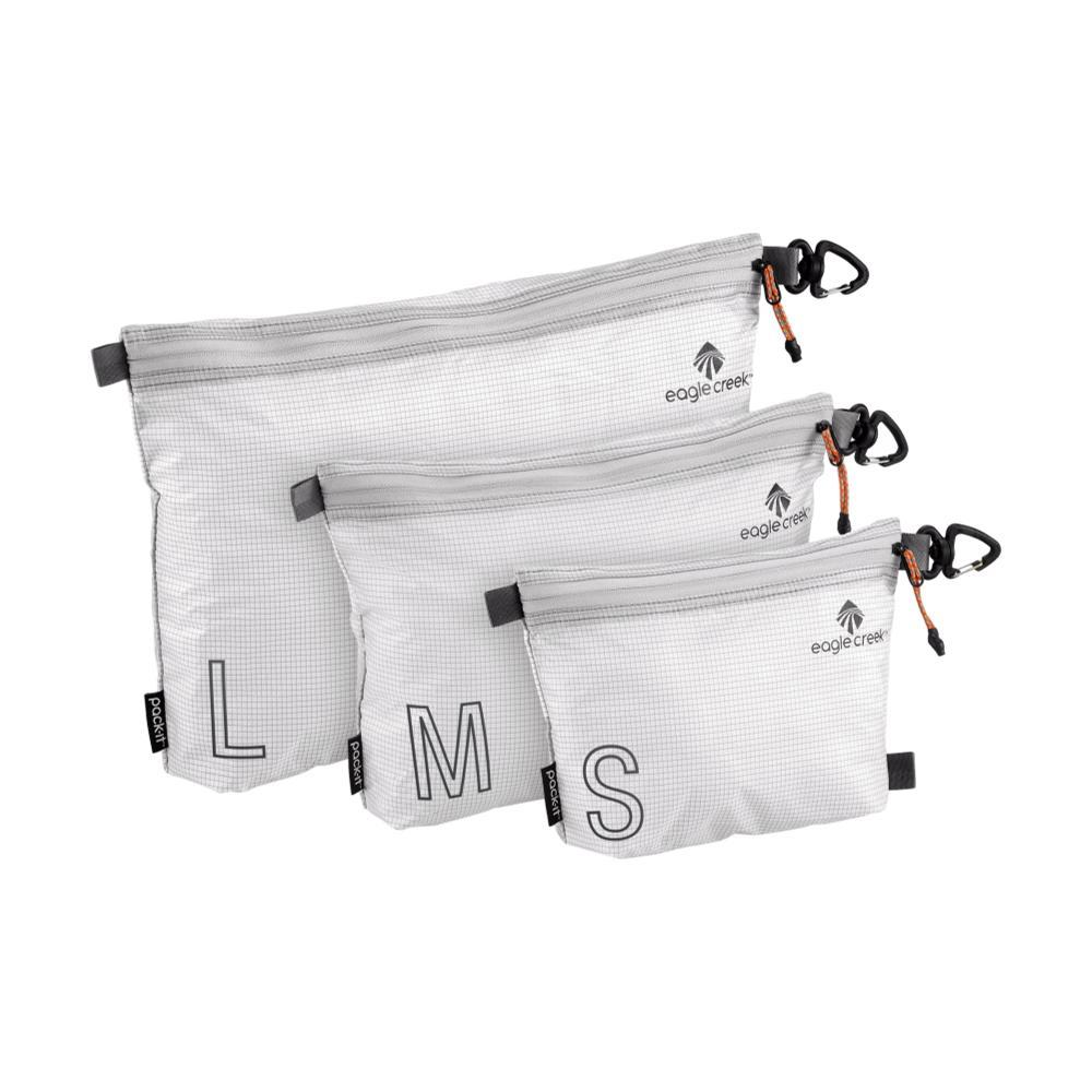 Eagle Creek Pack-It Specter Tech Sac Set - S/M/L BLKWHT_233