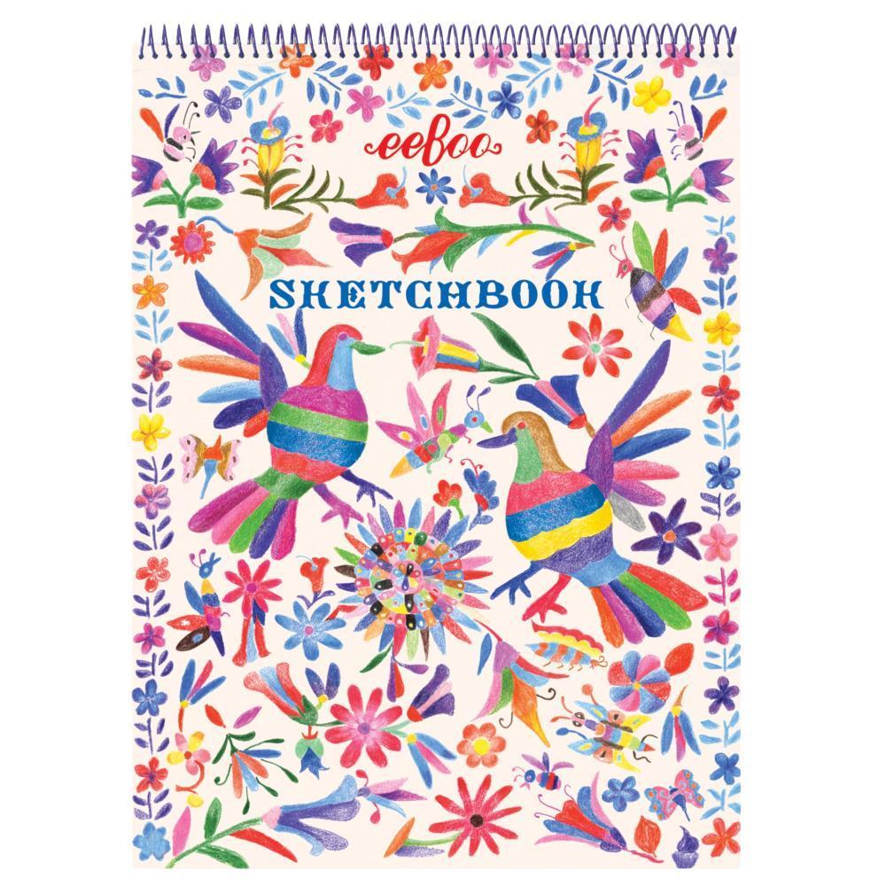 Eeboo Oaxaca Sketchbook