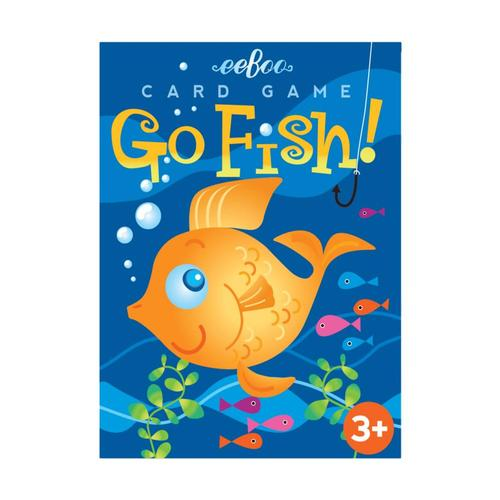 eeBoo Color Go Fish Card Game