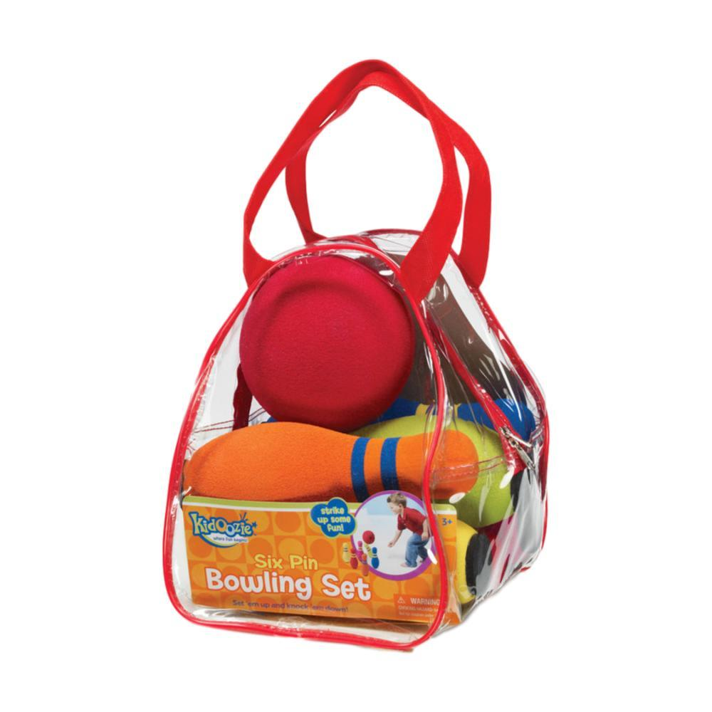 Epoch Kidoozie Six Pin Bowling Set