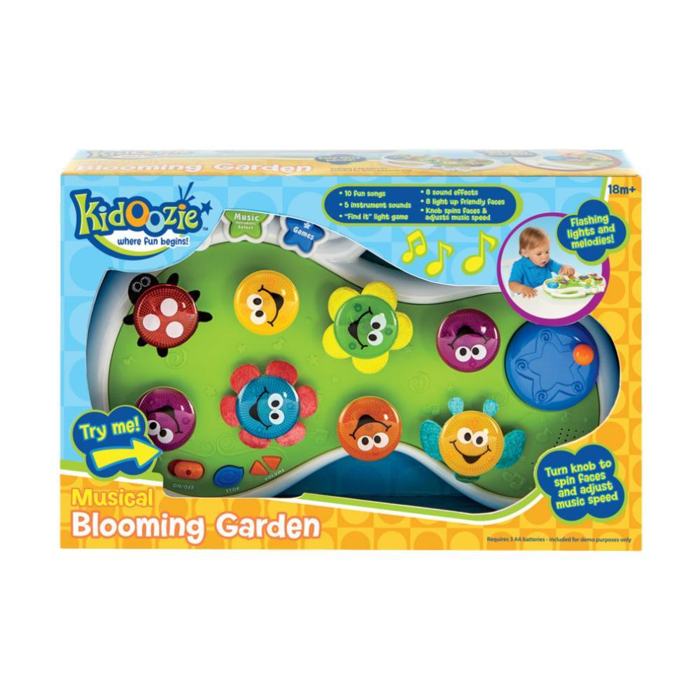 Epoch Kidoozie Musical Blooming Garden