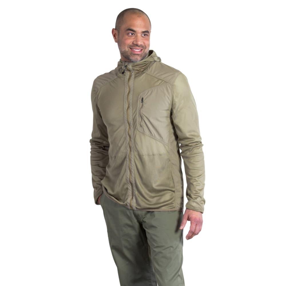ExOfficio Men's BugsAway Sandfly Jacket WALNUT