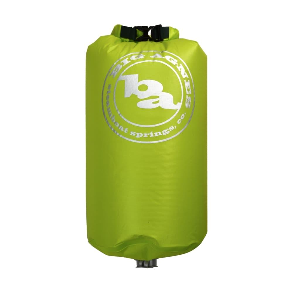 Big Agnes Pumphouse Ultra  LIMEGREEN
