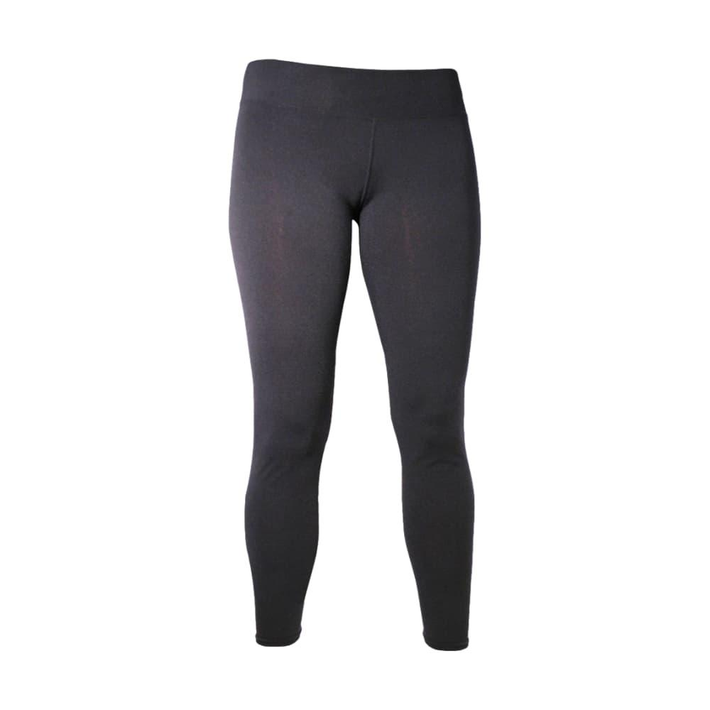 Hot Chillys Women's MTF4000 Solid Tights BLACK