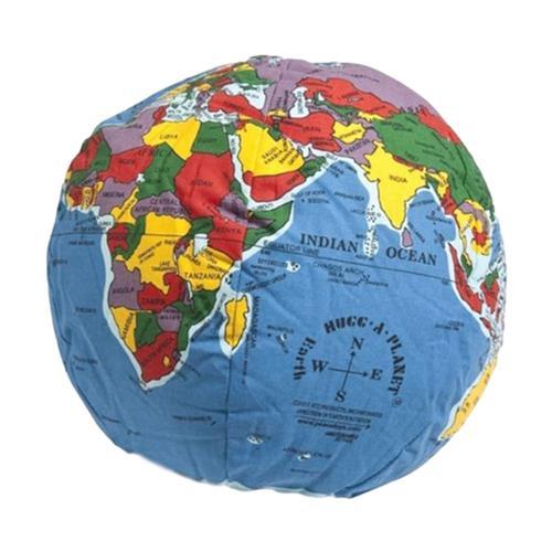 Hugg-A-Planet Political Earth