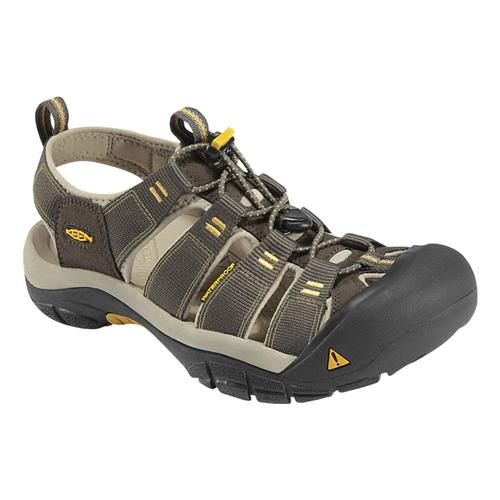 KEEN Men's Newport H2 Sandals Ravn/Alum