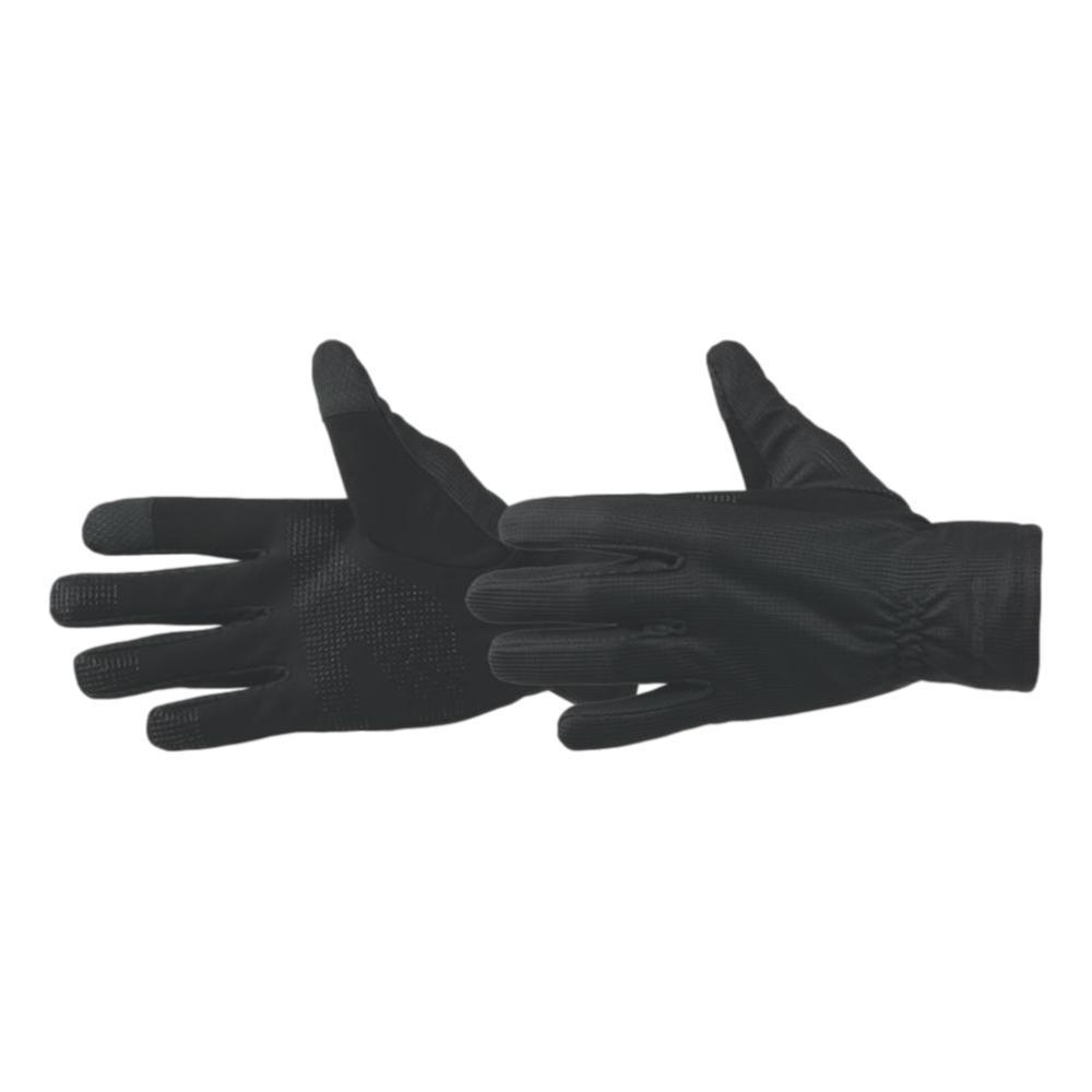 Manzella Men's Silkweight Windstopper Ultra Touchtip Glove  BLACK