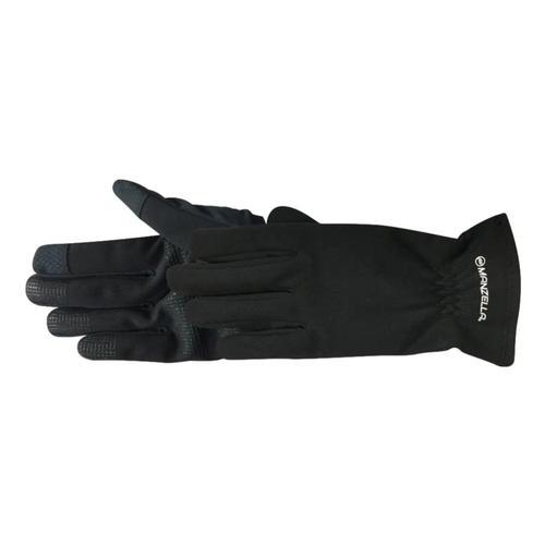 Manzella Women's Silkweight Windstopper Ultra TouchTip Glove Black