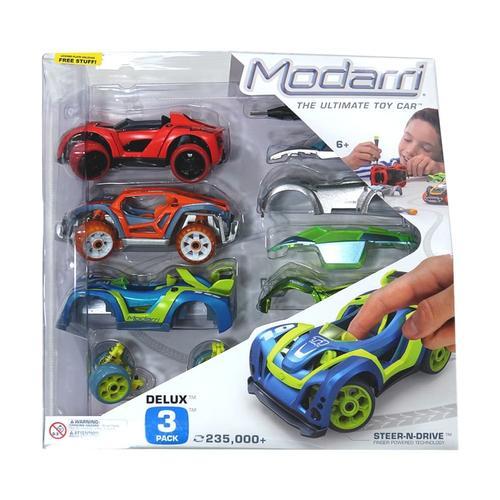 Modarri Delux 3-Car Set