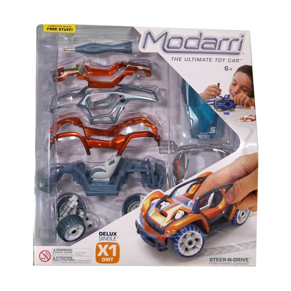 Modarri Delux X1 Dirt Car Set